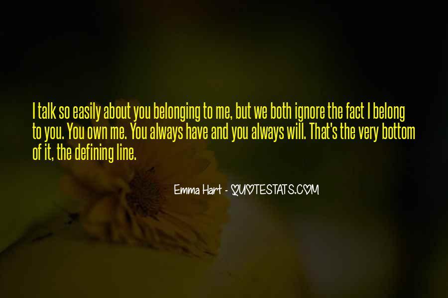 Emma Hart Quotes #1583932