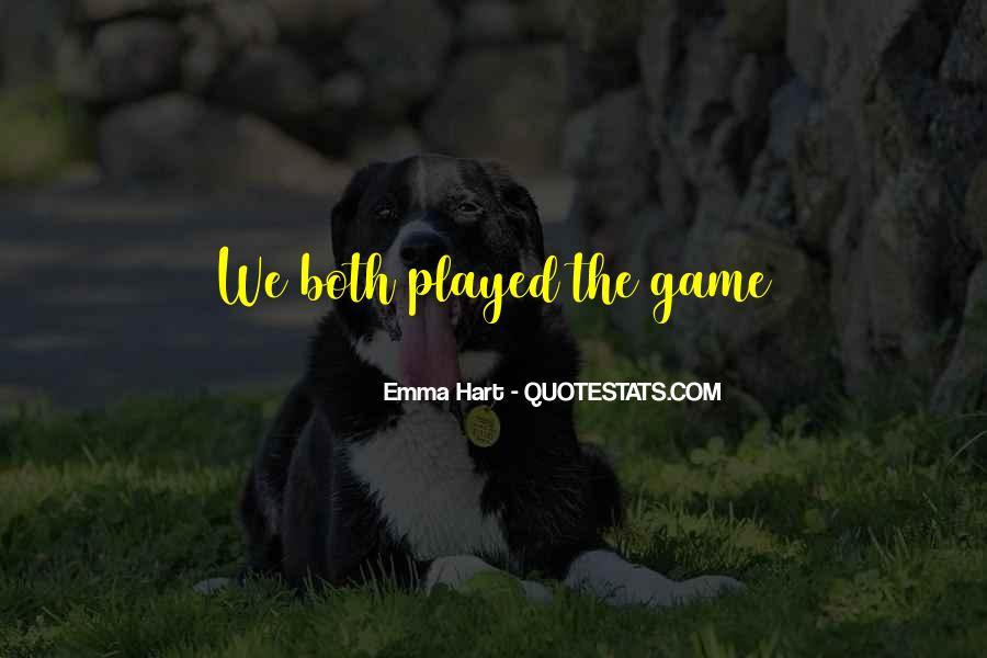 Emma Hart Quotes #1732666
