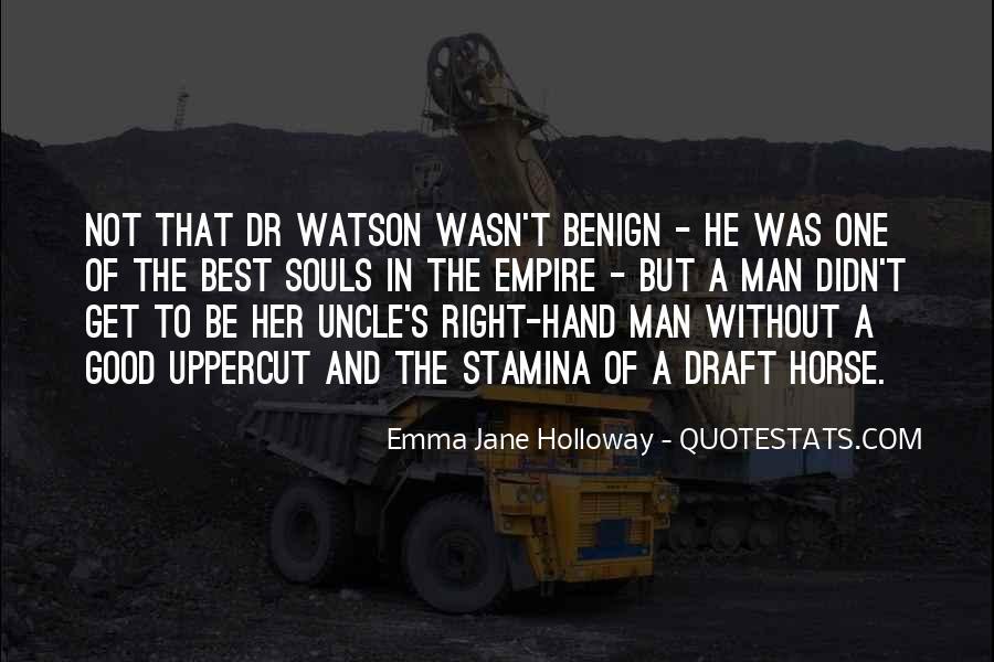 Emma Jane Holloway Quotes #1218042