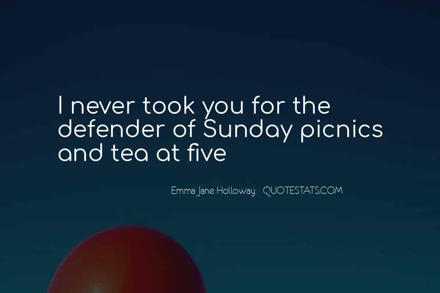 Emma Jane Holloway Quotes #1797322