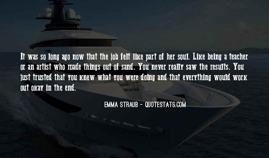 Emma Straub Quotes #1145409
