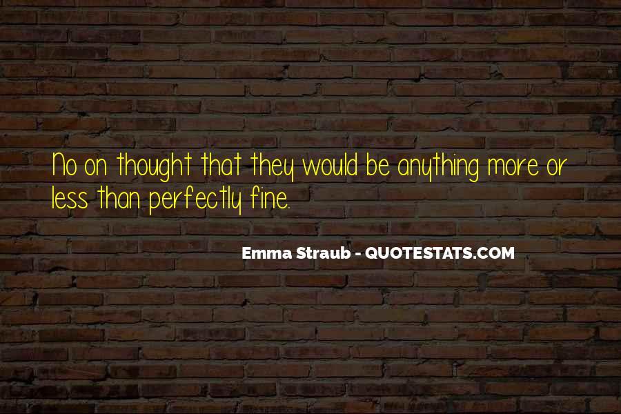 Emma Straub Quotes #1202828