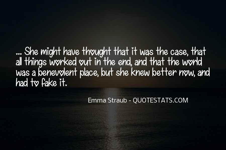Emma Straub Quotes #180775