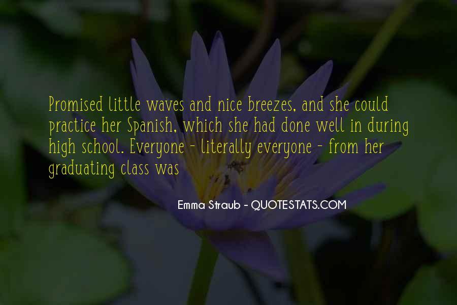 Emma Straub Quotes #280346