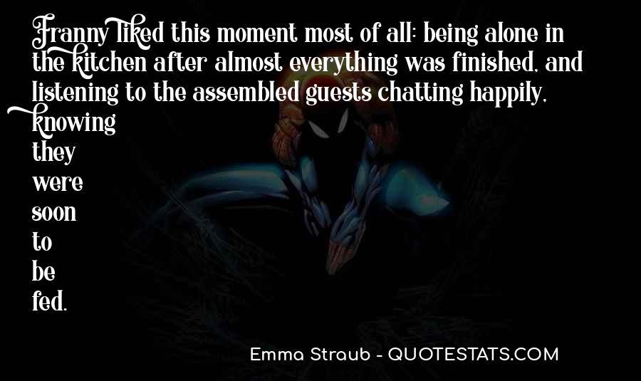 Emma Straub Quotes #448801