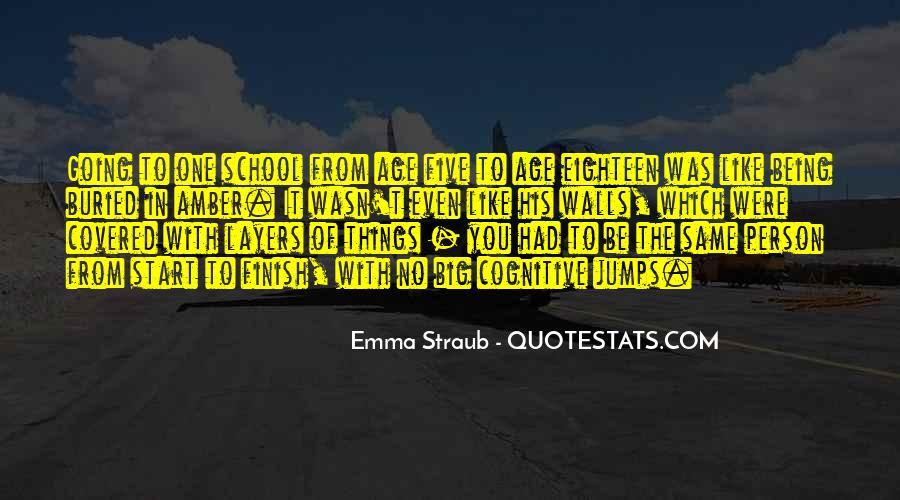 Emma Straub Quotes #786756