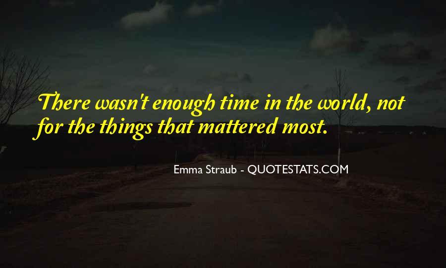 Emma Straub Quotes #803080