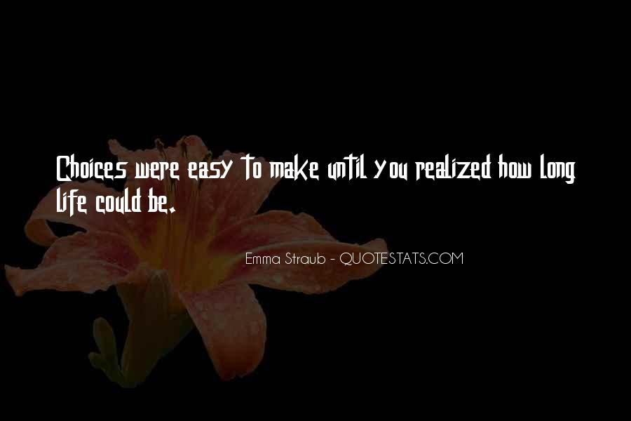 Emma Straub Quotes #808093