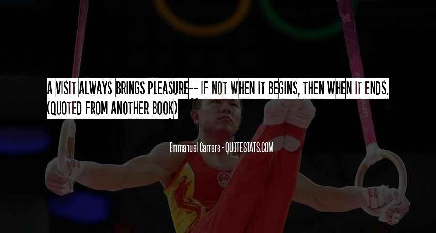 Emmanuel Carrere Quotes #1365990