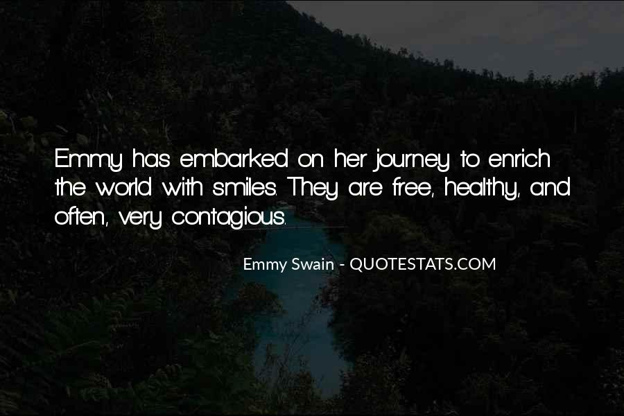 Emmy Swain Quotes #1232487