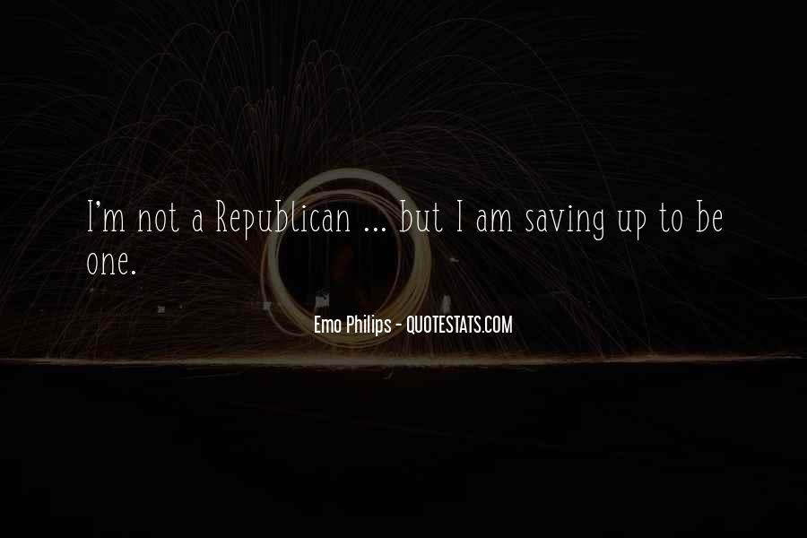 Emo Philips Quotes #1037074