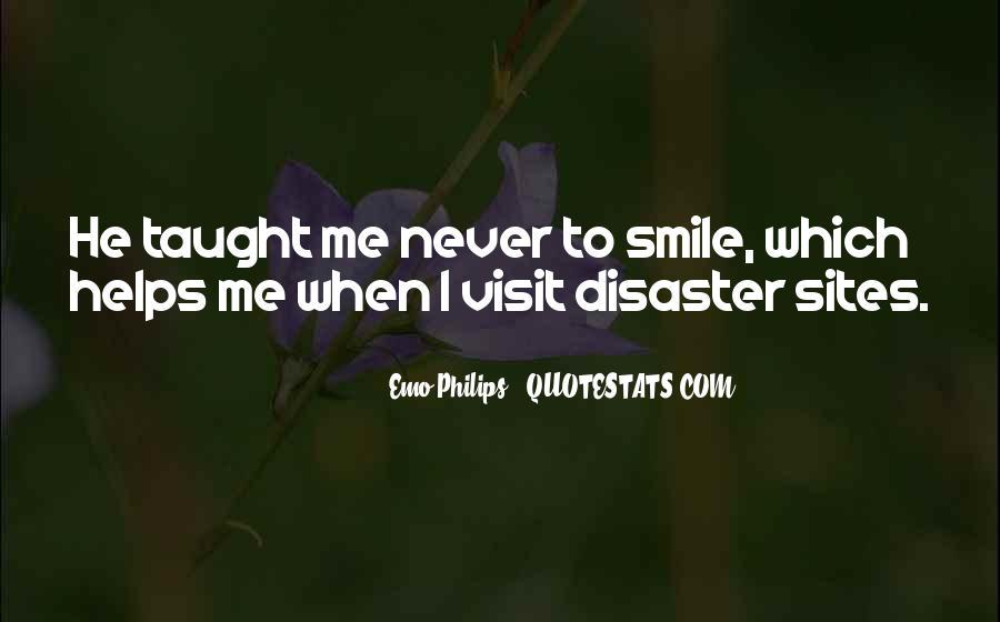 Emo Philips Quotes #1127334