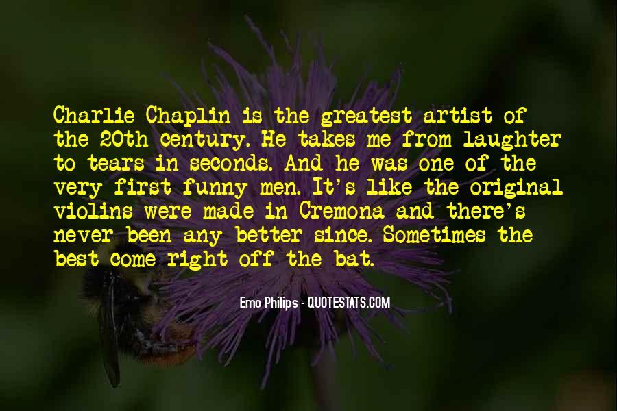 Emo Philips Quotes #1272627