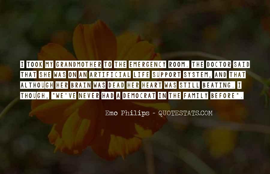 Emo Philips Quotes #1349614