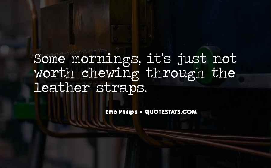 Emo Philips Quotes #1444534