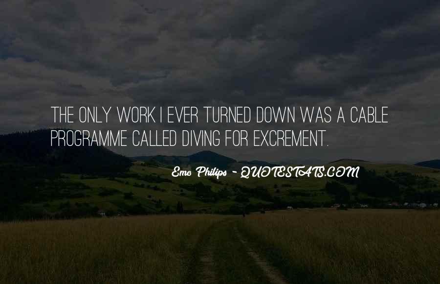 Emo Philips Quotes #1480252