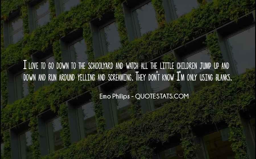 Emo Philips Quotes #1565242