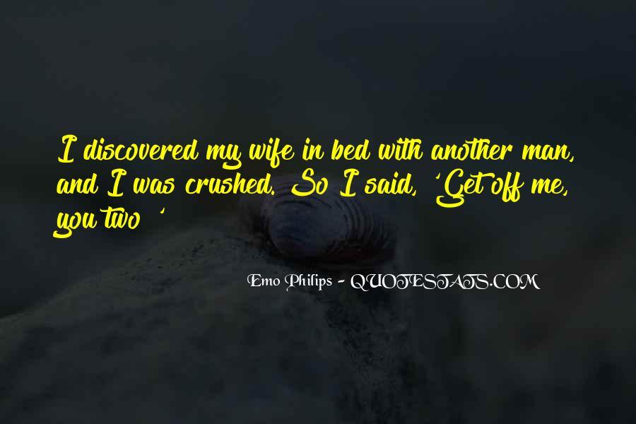 Emo Philips Quotes #1572737