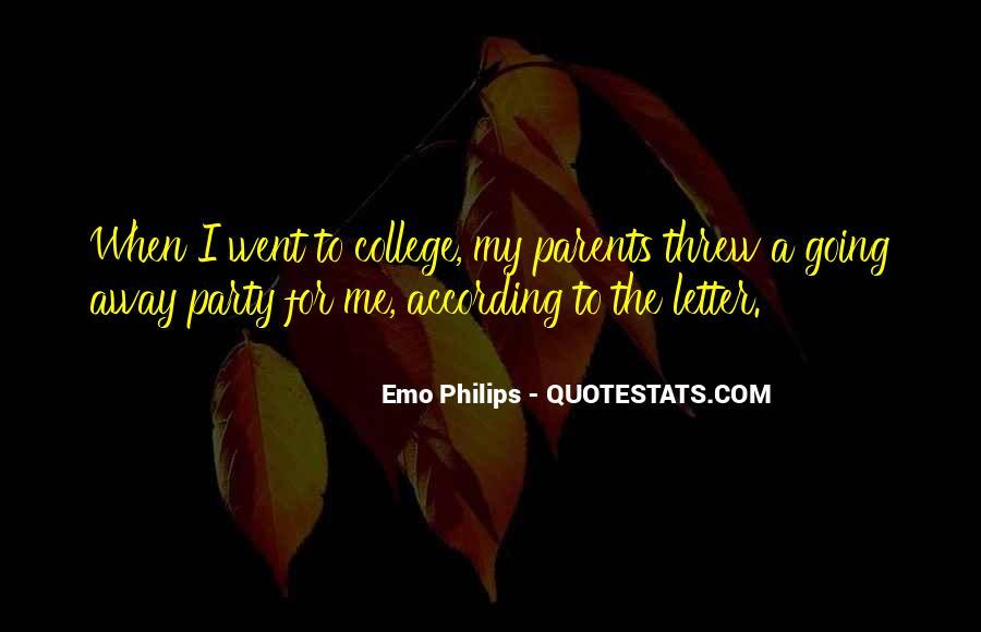Emo Philips Quotes #1703393