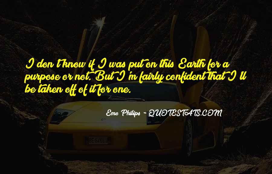 Emo Philips Quotes #229807
