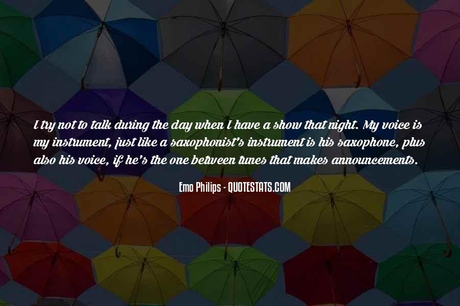 Emo Philips Quotes #274056