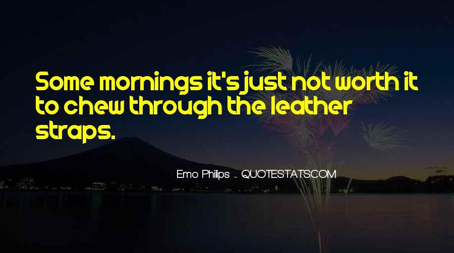 Emo Philips Quotes #286651