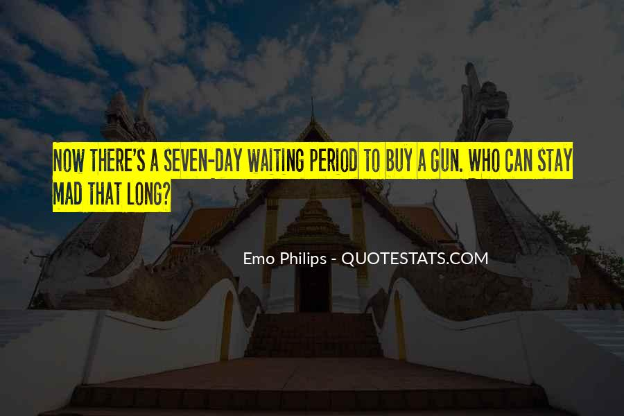 Emo Philips Quotes #321389