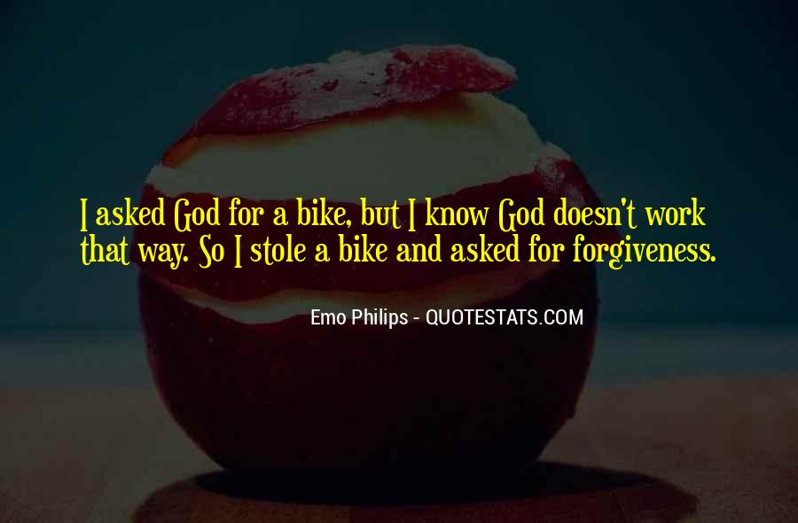Emo Philips Quotes #329735