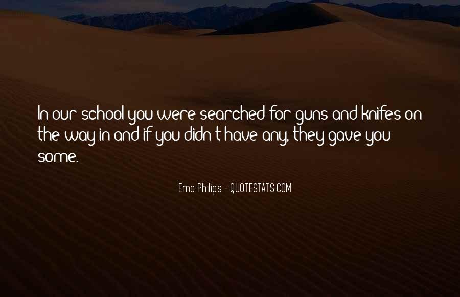 Emo Philips Quotes #353874