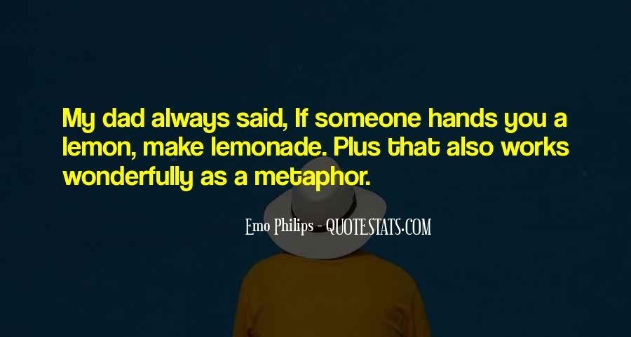 Emo Philips Quotes #565227
