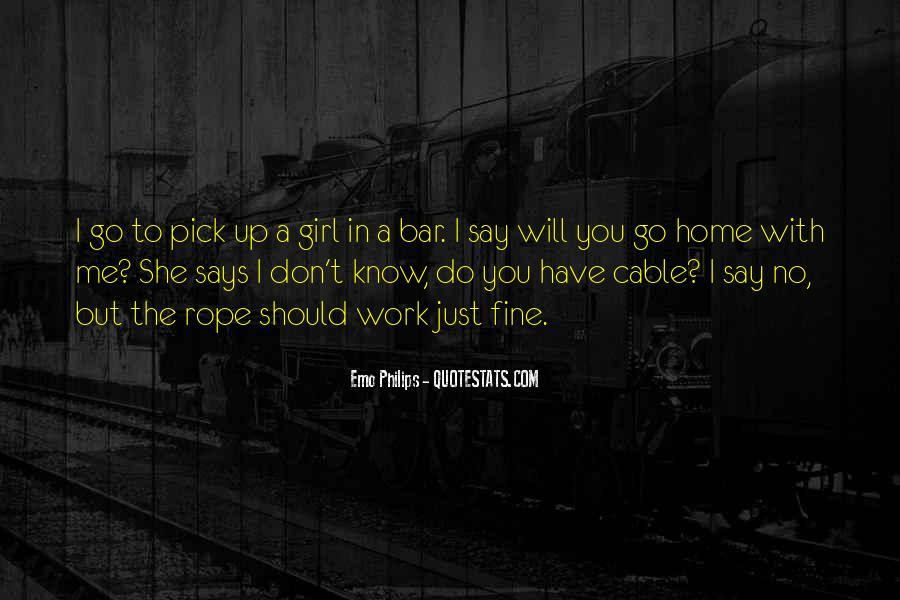Emo Philips Quotes #669365