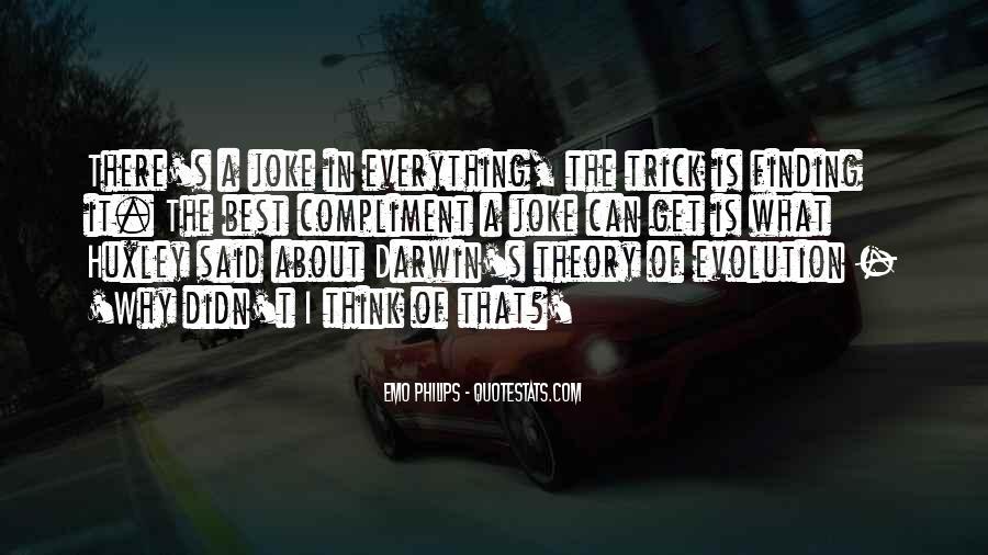Emo Philips Quotes #719422