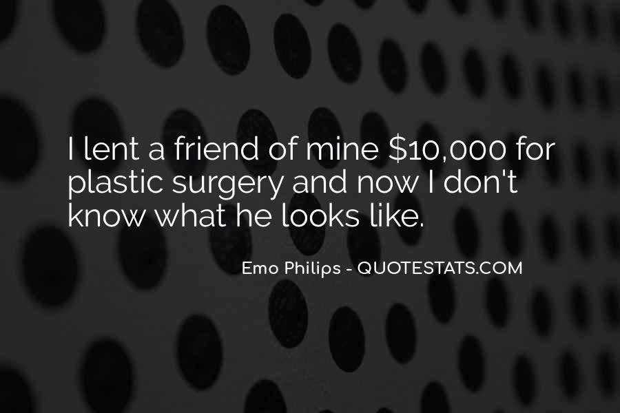 Emo Philips Quotes #827182