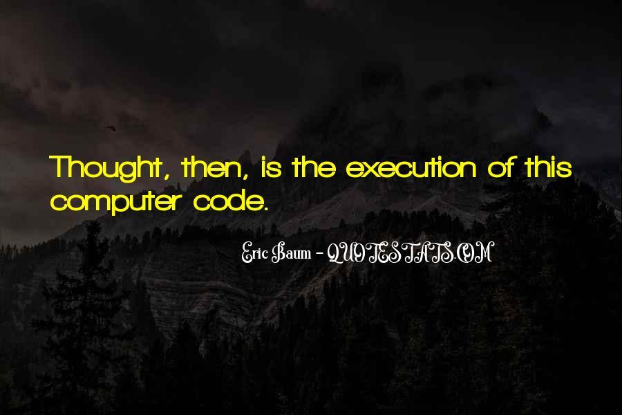 Eric Baum Quotes #1838987