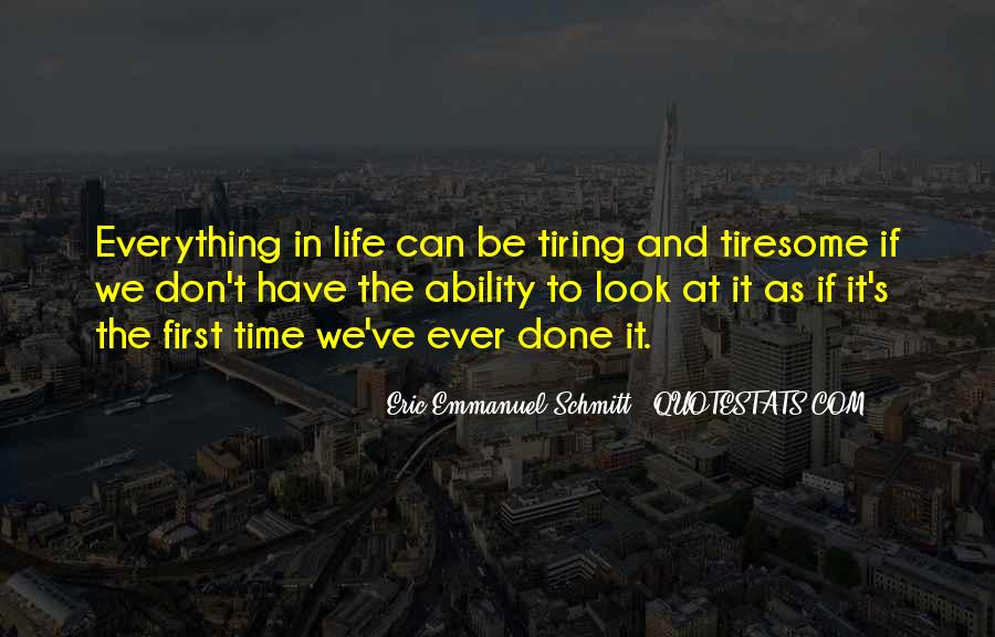 Eric-Emmanuel Schmitt Quotes #632450