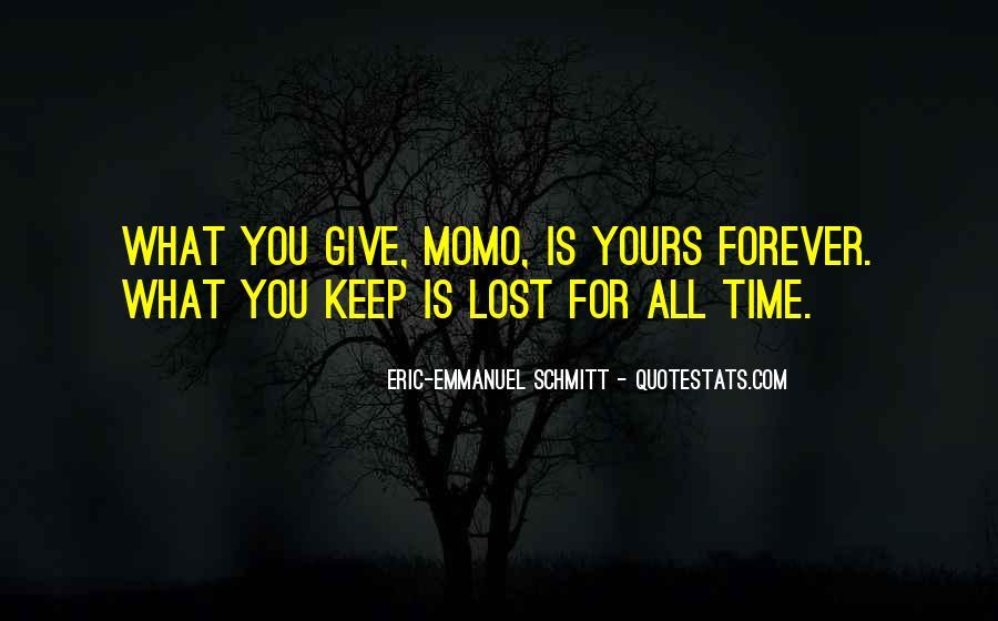 Eric-Emmanuel Schmitt Quotes #905088