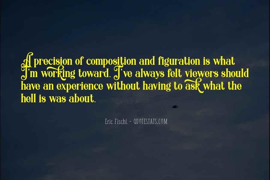 Eric Fischl Quotes #1660205