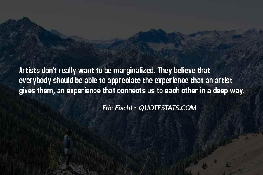 Eric Fischl Quotes #1734598
