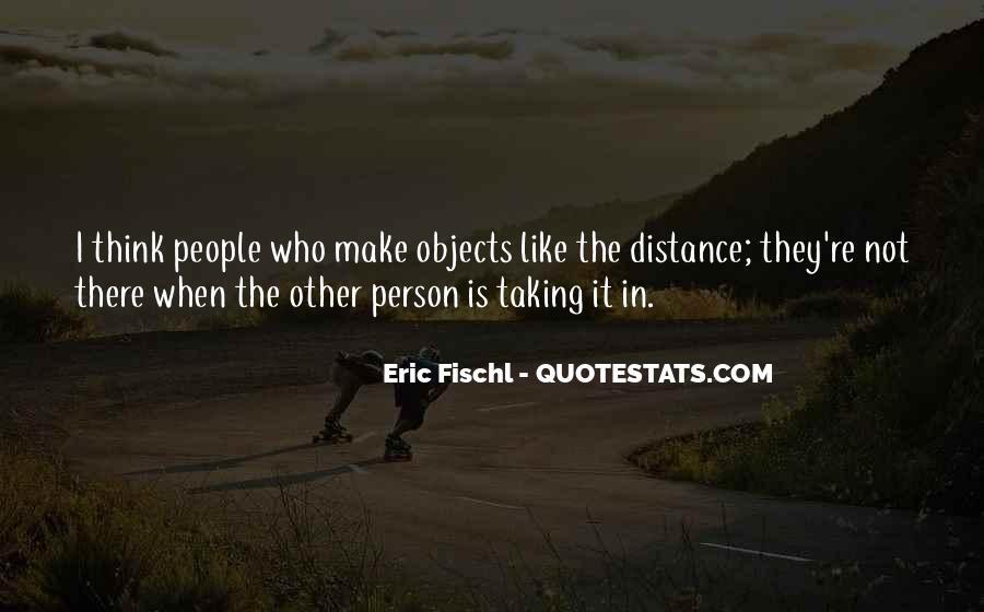 Eric Fischl Quotes #468106