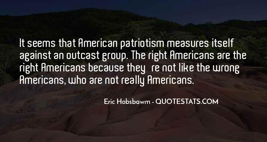 Eric Hobsbawm Quotes #1294853