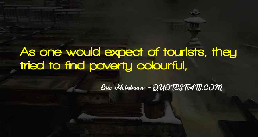 Eric Hobsbawm Quotes #1362544