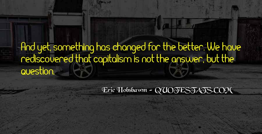 Eric Hobsbawm Quotes #1751238
