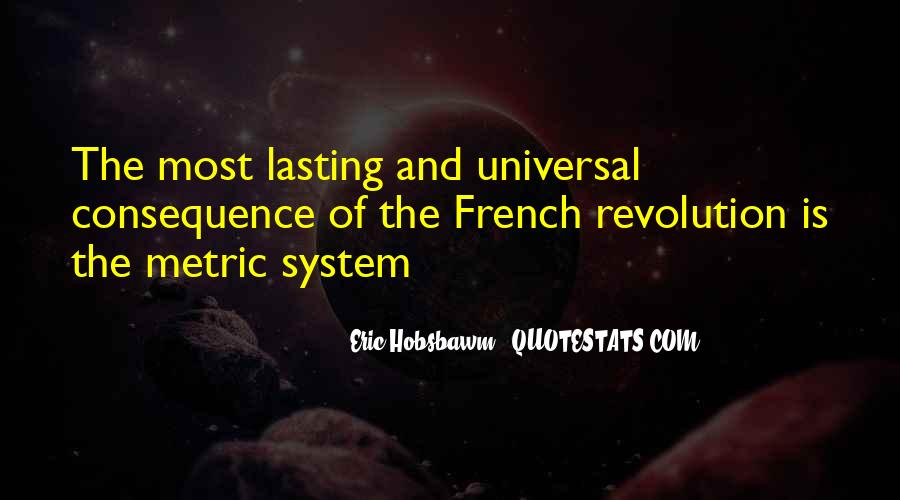 Eric Hobsbawm Quotes #403442