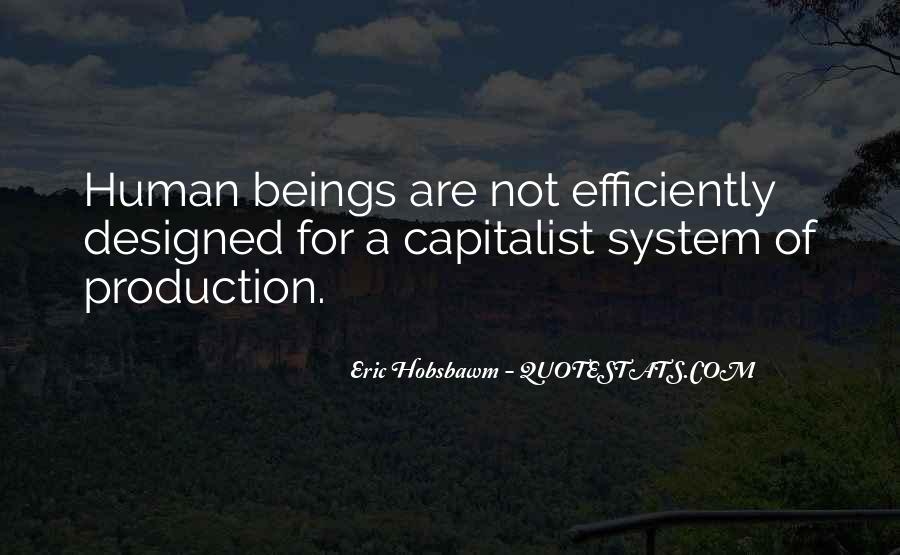 Eric Hobsbawm Quotes #515181