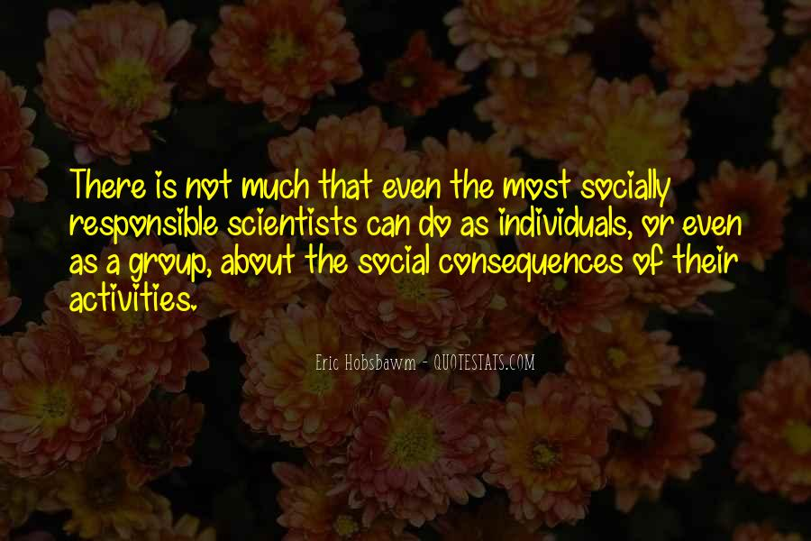 Eric Hobsbawm Quotes #944314