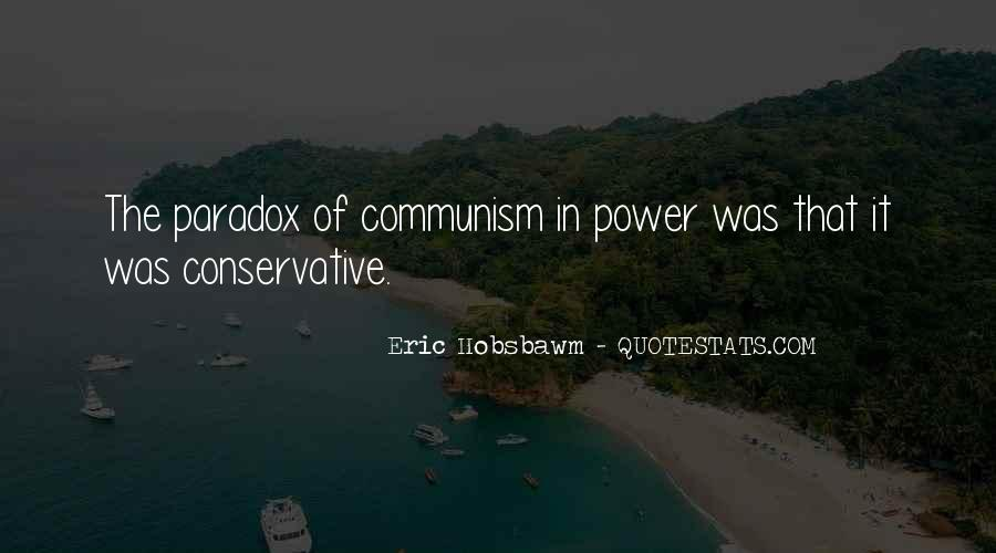 Eric Hobsbawm Quotes #965127