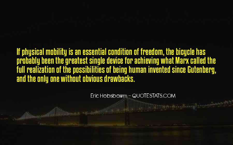 Eric Hobsbawm Quotes #996476
