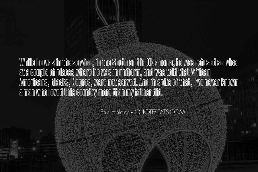 Eric Holder Quotes #1043116