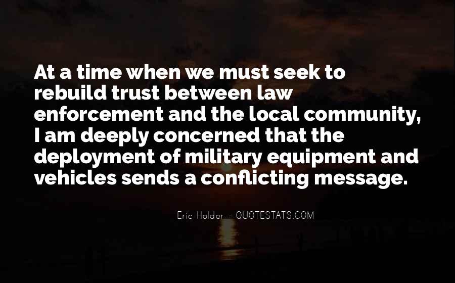 Eric Holder Quotes #1066794