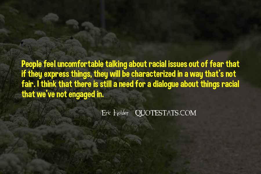 Eric Holder Quotes #1311727